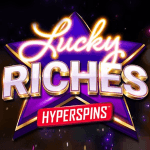 Lucky Riches: Hyperspins